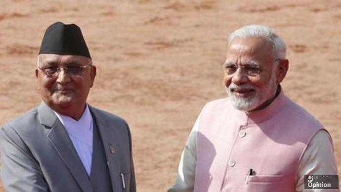 ভারতের নতুন মানচিত্র ইস্যুতে নেপালের কড়া বার্তা