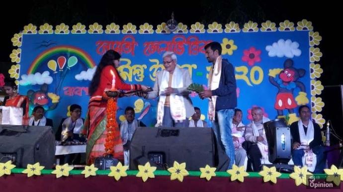 সাতদিনব্যাপী  চলবে গোমতি জেলা ভিত্তিক শিশু উৎসব